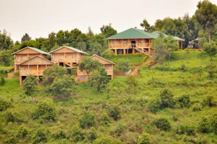 Ruhija Gorilla Lodge in bwindi
