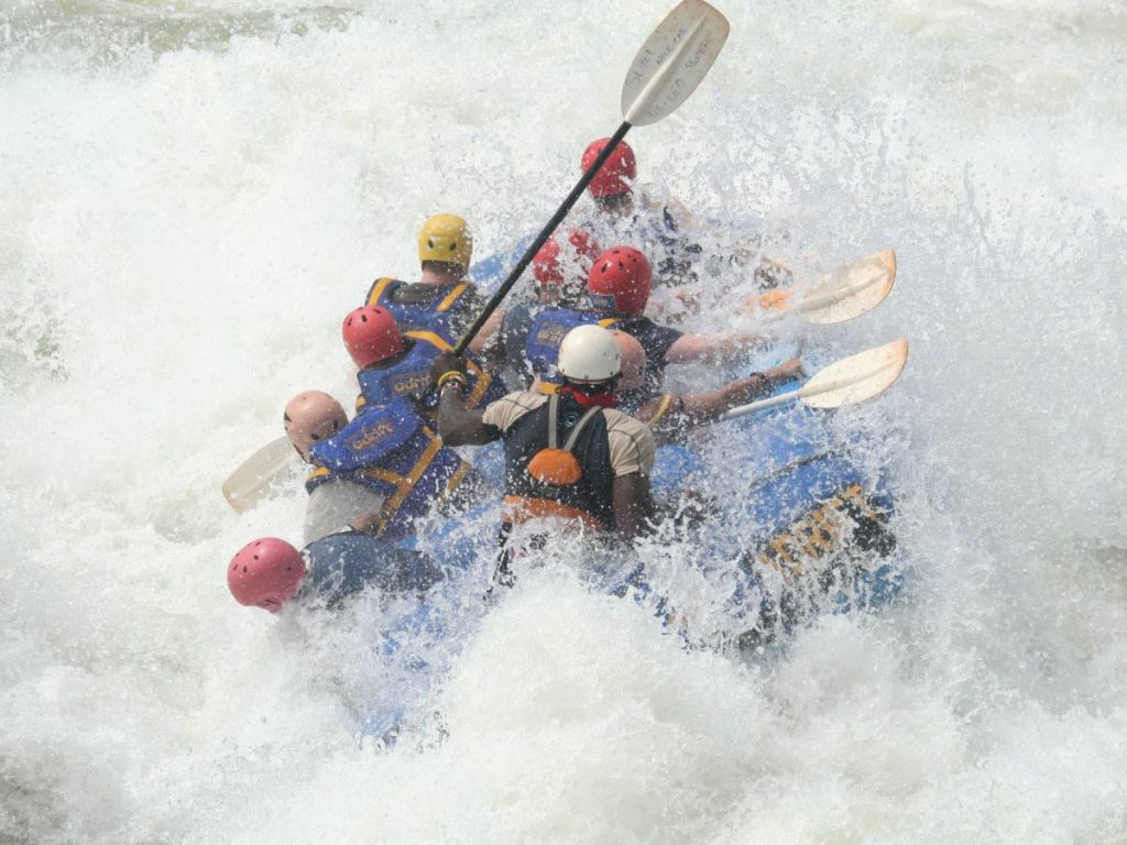 5 Day Gorillas & Rafting The White Nile
