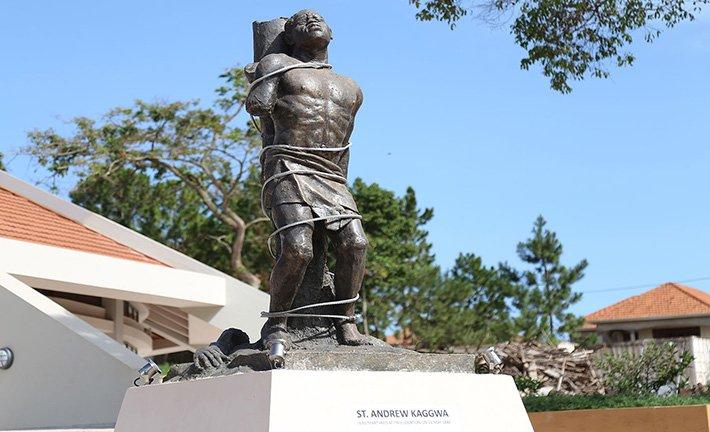 Uganda Matyrs Monument