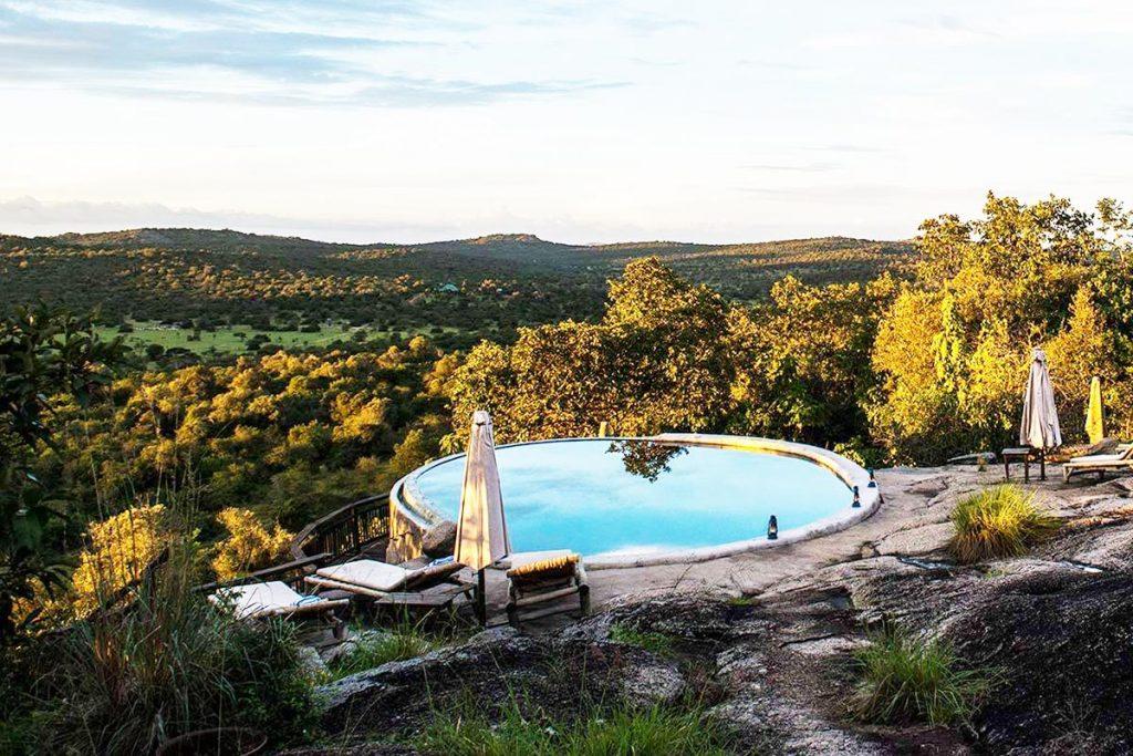 Mihingo Lodge - Lodges in Lake Mburo National Park
