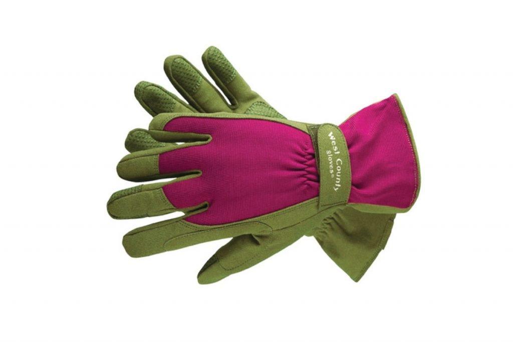 gorilla trekking gear - garden gloves