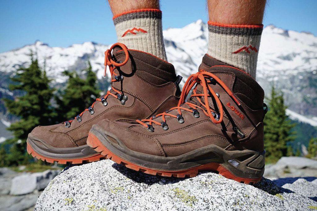 Gorilla trekking packing list hiking boots