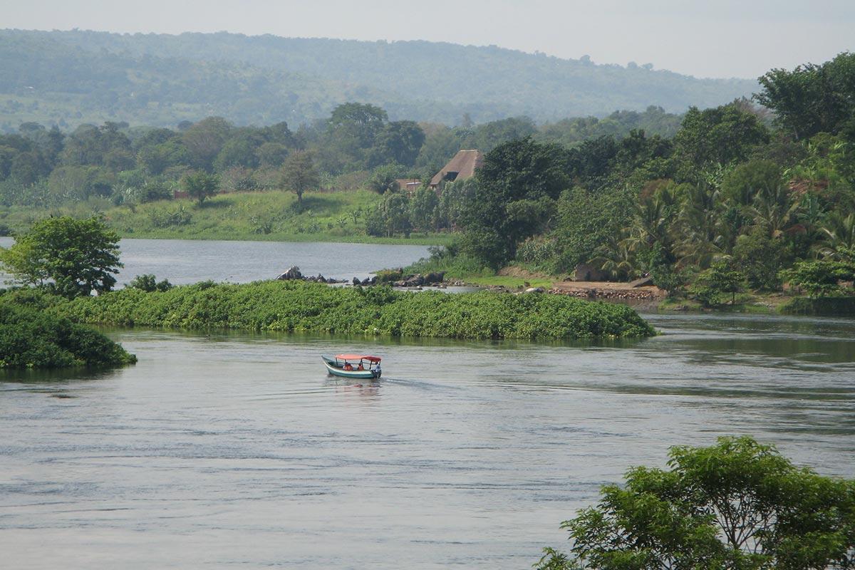 Jinja source of Nile