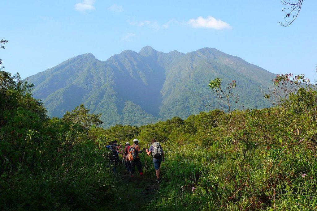 Volcano Climb - Mgahinga Gorilla National Park