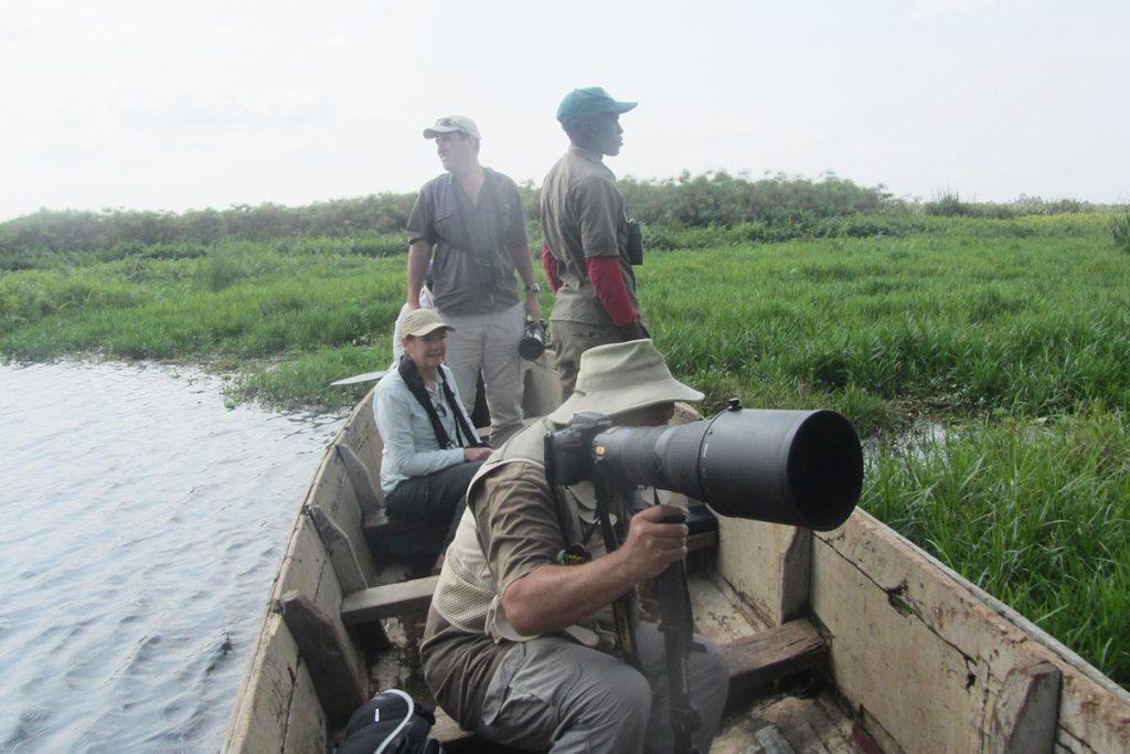 Bird Watching in Semuliki National Park