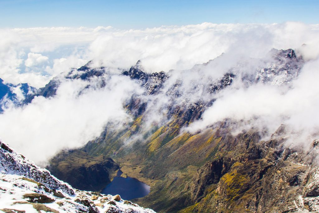 mountain rwenzori