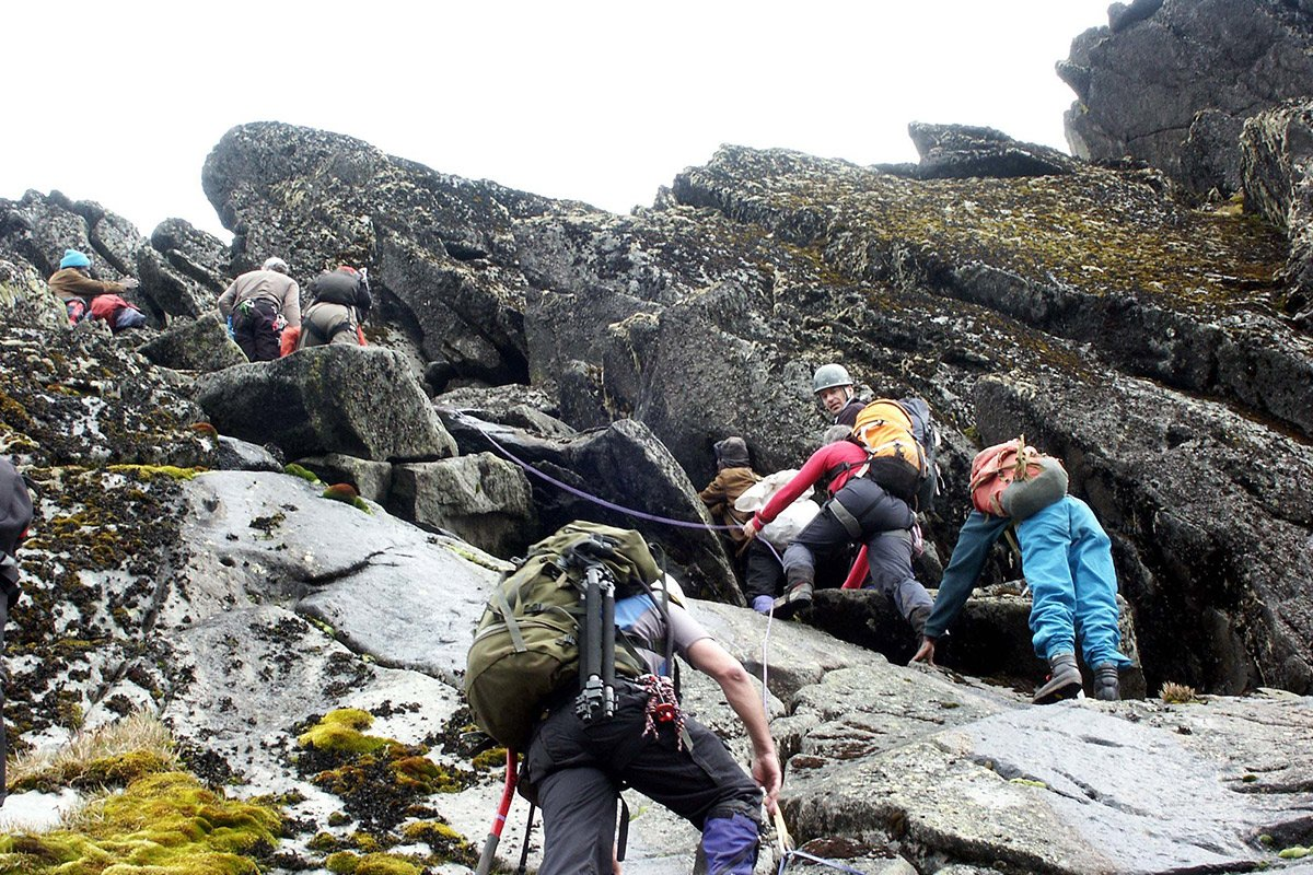 9 Days Mountain Rwenzori Hiking