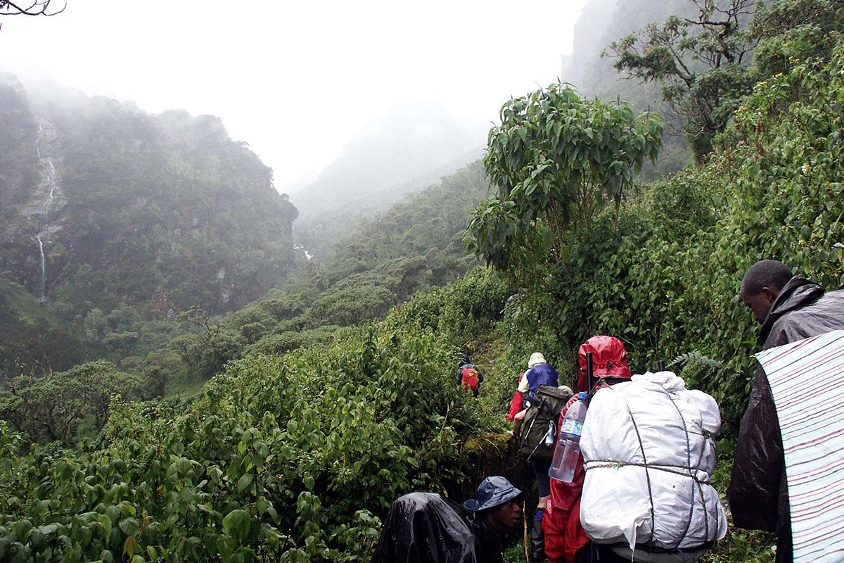 5 Day Mountain Rwenzori Hiking