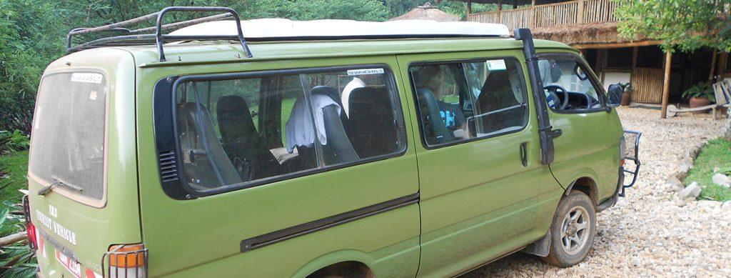 Safari Vans