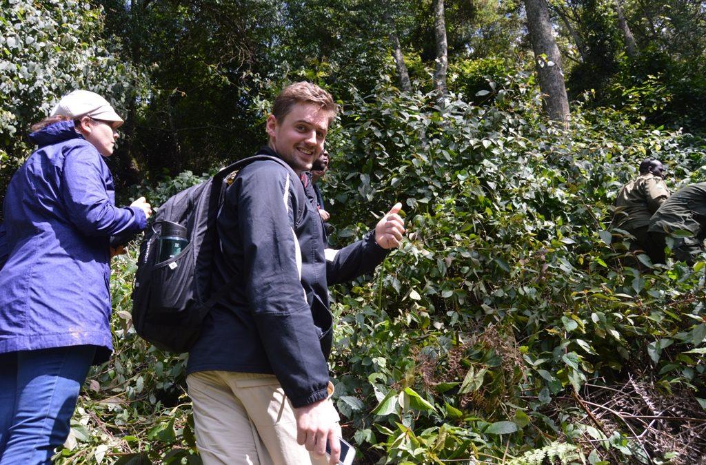 flying safari to Bwindi