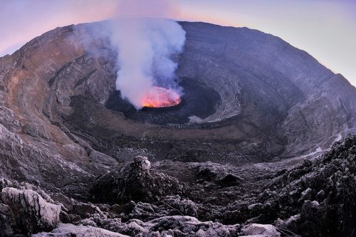4 Days Nyiragongo and Gorilla Trekking in Congo