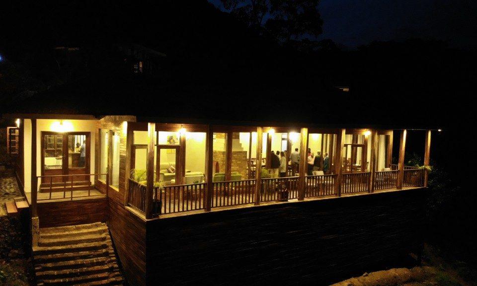 Four gorillas Lodge Bwindi